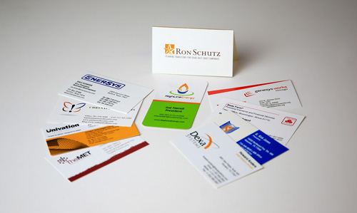 Integrity images marketing agency digital and large format business cards reheart Gallery